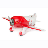 E-Flite UMX Gee Bee R-2 510mm BNF Basic mit AS3X und Safe Select