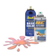 Farben / Spraydosen