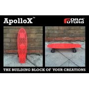 ApolloX Black 2.85mm 2300gr.