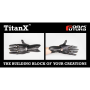 TitanX Light Grey 1.75mm 2300gr.
