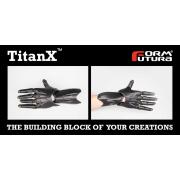 TitanX Black 2.85mm 2300gr.
