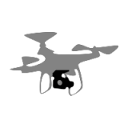 SplashDrone V3 waterproof PNP 3-Axis Gimbal with 4K Camera