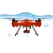 Mariner SplashDrone V3 AUTO - IP67 waterproof Drone ORANGE