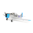 North American AT-6 Texan 1450mm BNF Basic mit AS3X und...