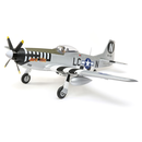 E-Flite P-51D Mustang 1219mm BNF Basic mit AS3X und SAFE...