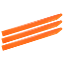 Plastic Triple Main Blade 155mm (for MH-18FX001T series)...