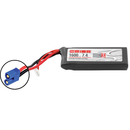 Team Orion LiPo 2S 7.4V 1600mAh 50C EC3-Stecker