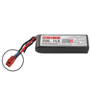 Team Orion LiPo 4S 14.8V 3500mAh 50C DEANS-Stecker