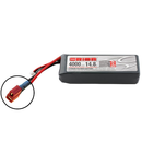 Team Orion LiPo 4S 14.8V 4000mAh 50C DEANS-Stecker