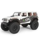 JEEP Wrangler 1:24 4WD Crawler EP RTR SCX24 weiss