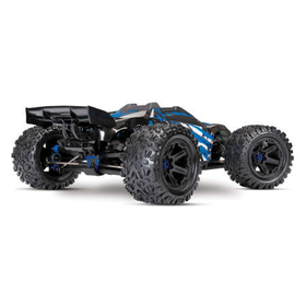 Monster Truck E-REVO 1:10 4WD RTR BLUE