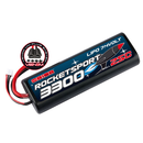 Team Orion LiPo 2S 7.4V 3300mAh 25C (Rocket Sport)...