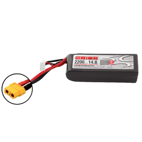Team Orion LiPo 4S 14.8V 2200mAh 50C XT60-Stecker