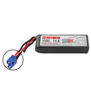 Team Orion LiPo 4S 14.8V 3500mAh 50C EC3-Stecker