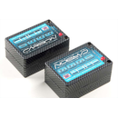 Team Orion LiPo 2S 7.4V 6000mAh 45C TUBES