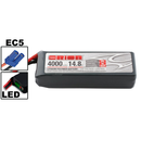 Team Orion LiPo 4S 14.8V 4000mAh 50C EC5-Stecker