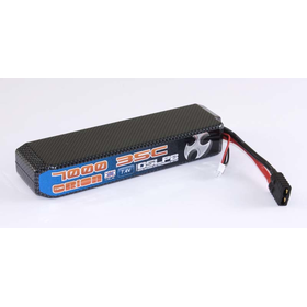 Team Orion LiPo 2S 7.4V 7000mAh 25C (Carbon XX) TRX-Stecker