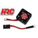 Lüfter 25x25x10 HRC Typhoon RC Fan Ultra High Speed HW...