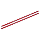 CNC Aluminum Tail Boom (RED) - BLADE MCPX BL2