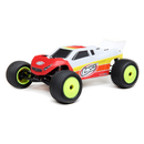 Mini-T 2.0 2WD 1:18 Stadium Truck Brushless RTR Red
