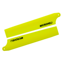 Plastic Main Blade 85mm (YELLOW) - BLADE NANO CPX