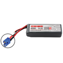 Team Orion LiPo 4S 14.8V 4000mAh 50C EC3-Stecker