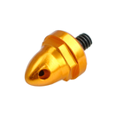 Precision CNC Aluminum Prop Adapter (GOLD)