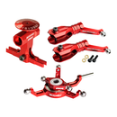 CNC Blade 230 S Power package (RED) - BLADE 230 S/ 250 CFX