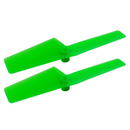 Plastic Tail Blade 42mm (GREEN) - BLADE NCPX/NCPS/mSR S