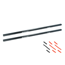 CNC Aluminum 270mm Tail Boom Extension (BLACK) - BLADE...