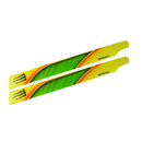 Plastic Main Blade 240mm B Style - BLADE 230S / 230S V2