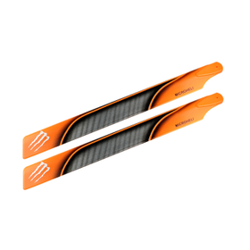Plastic Main Blade 240mm D Style - BLADE 230S / 230S V2