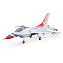 E-Flite F-16 Fighting Falcon Thunderbirds 70mm EDF 813mm...