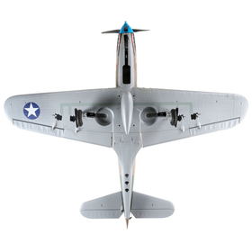 E-Flite P-39 Airacobra 1219mm BNF Basic mit AS3X und SAFE Select