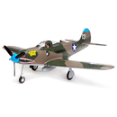 E-Flite P-39 Airacobra BNF 1219mm mit AS3X und SAFE Select