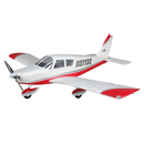 E-Flite Piper Cherokee 1310mm BNF Basic mit AS3X und SAFE...