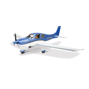 E-Flite Cirrus SR22T 1524mm BNF Basic mit AS3X und SAFE...