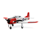 E-Flite T-28 Trojan 1225mm BNF Basic mit AS3X