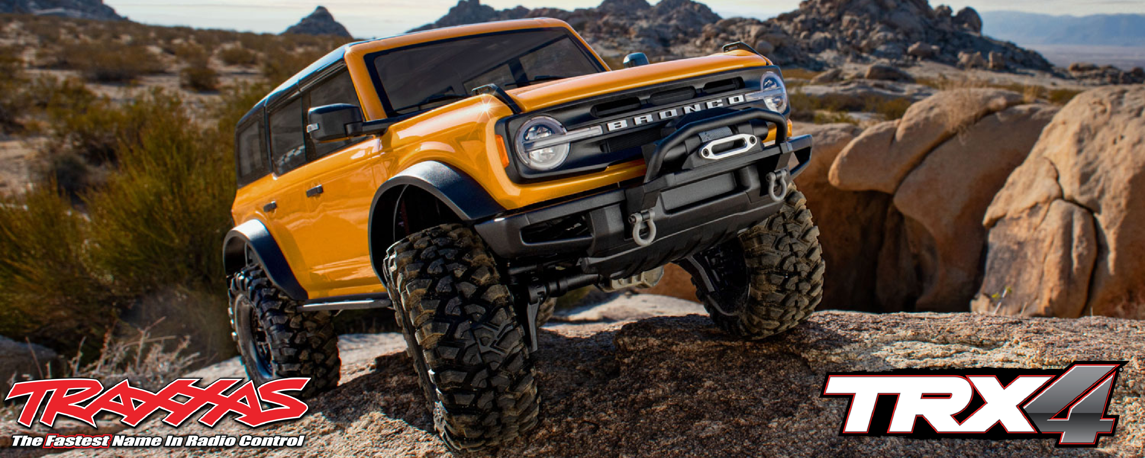 TRX4 Bronco 2021