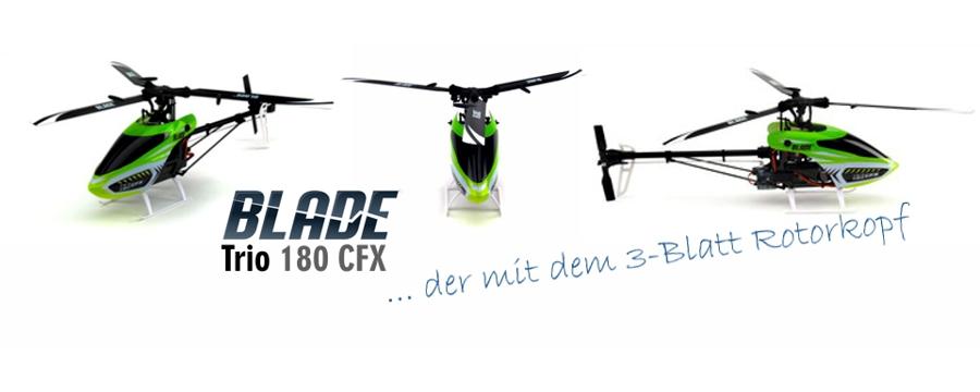 Blade Trio 180 CFX